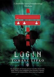 okładka Login, Książka | Tomasz Lipko