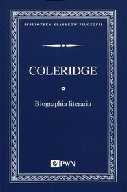okładka Biographia literaria, Książka | Samuel Taylor Coleridge