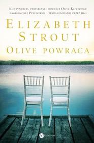 okładka Olive powraca, Książka   Elizabeth Strout