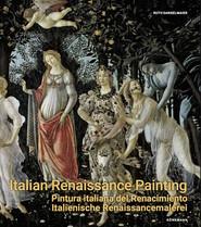 okładka Italian Renaissance Painting, Książka | Dangelmaier Ruth