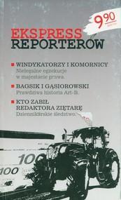 okładka Ekspress reporterów, Książka |