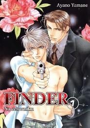 okładka Finder #01 Na celowniku, Książka   Yamane Ayano