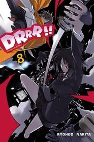okładka Durarara!! #08, Książka | Ryohgo Narita