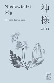 okładka Niedźwiedzi bóg, Książka | Kawakami Hiromi