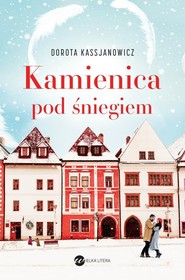 okładka Kamienica pod śniegiem, Książka | Dorota  Kassjanowicz