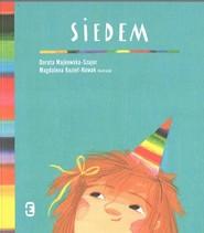 okładka Siedem, Książka | Dorota Majkowska-Szajer, Magdalena Kozieł-Nowak