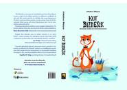 okładka Kot Biznesik jak pewien zwykły kot został biznesmenem, Książka | Arkadiusz Błażyca