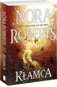 okładka Kłamca Wielkie Litery, Książka | Nora Roberts