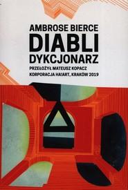 okładka Diabli dykcjonarz, Książka | Ambrose Bierce