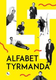 okładka Alfabet Tyrmanda, Książka   Leopold Tyrmand