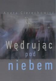 okładka Wędrując pod niebem, Książka | Aneta  Cierechowicz