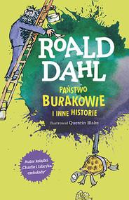 okładka Państwo Burakowie i inne historie, Książka | Roald Dahl