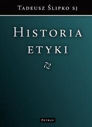 okładka Historia etyki, Książka | Ślipko Tadeusz