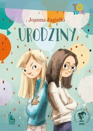 okładka Urodziny, Książka | Joanna Jagiełło