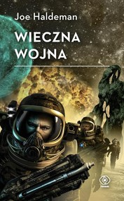okładka Wieczna wojna, Książka | Haldeman Joe