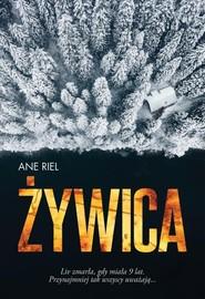 okładka Żywica, Książka | Riel Ane