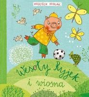 okładka Wesoły Ryjek i wiosna, Książka   Wojciech Widłak