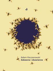 okładka Zabawne i zbawienne, Książka | Adam Kaczanowski