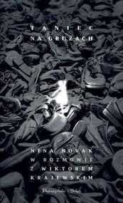 okładka Taniec na gruzach. Nina Novak w rozmowie z Wiktorem Krajewskim, Książka | Wiktor Krajewski, Nina Novak