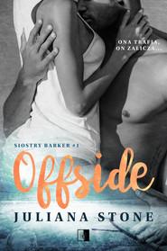 okładka Offside, Książka | Juliana Stone