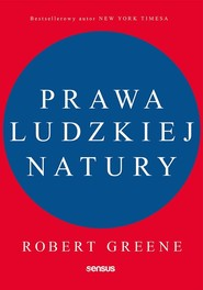 okładka Prawa ludzkiej natury, Książka   Robert Greene
