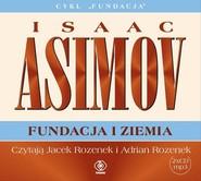 okładka Fundacja i Ziemia, Książka | Isaac Asimov