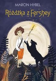 okładka Różdżka z Ferhey, Książka | Marcin Hybel