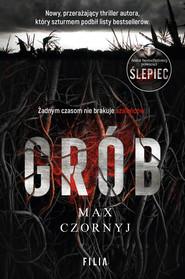 okładka Grób, Książka | Max Czornyj