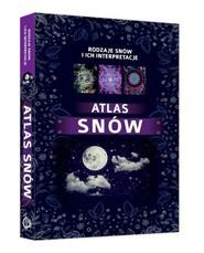 okładka Atlas snów, Książka | Kościak Kinga