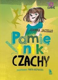 okładka Pamiętnik Czachy, Książka | Joanna Jagiełło