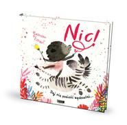 okładka Nic! Daj się ponieść wyobraźni..., Książka   Ismail Yasmeen