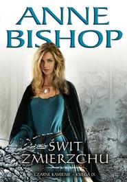okładka Świt Zmierzchu Tom 9 Czarne Kamienie, Książka   Anne Bishop