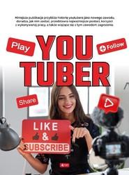okładka Youtuber, Książka | Ogrocka Angelika