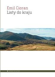 okładka Listy do kraju, Książka | Cioran Emil