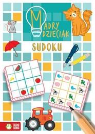 okładka Sudoku, Książka | Sarna Katarzyna