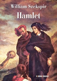 okładka Hamlet, Książka | William Szekspir
