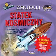 okładka Zbuduj statek kosmiczny, Książka | Fullman Joe