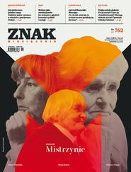 okładka ZNAK 762 11/2018: Polskie Mistrzynie, Książka  