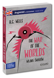 okładka War of the Worlds. Wojna światów, Książka   Herbert George Wells