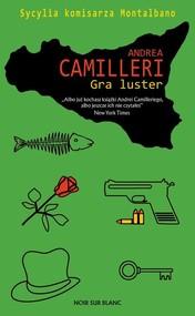 okładka Gra luster, Książka   Andrea Camilleri