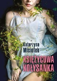 okładka Księżycowa kołysanka, Książka | Katarzyna  Misiołek