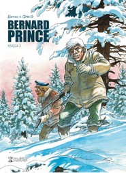 okładka Bernard Prince Księga 3, Książka | Hermann Greg, br. Szymon Janowski OFMCap