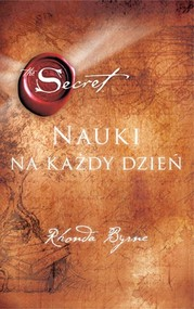 okładka The Secret Nauki na każdy dzień, Książka | Rhonda Byrne