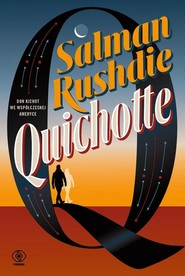 okładka Quichotte, Książka | Salman Rushdie