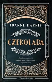 okładka Czekolada, Książka | Joanne Harris