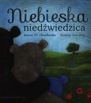 okładka Niebieska niedźwiedzica, Książka   Joanna M. Chmielewska