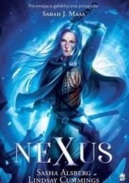 okładka Nexus, Książka | Sasha Alsberg, Lindsay Cummings