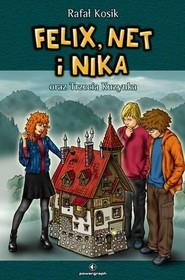 okładka Felix, Net i Nika oraz Trzecia Kuzynka Tom 7, Książka | Rafał Kosik