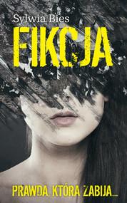 okładka Fikcja, Książka | Bies Sylwia