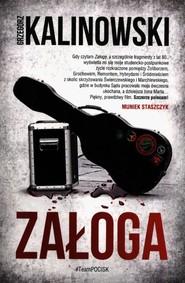 okładka Załoga, Książka | Grzegorz Kalinowski